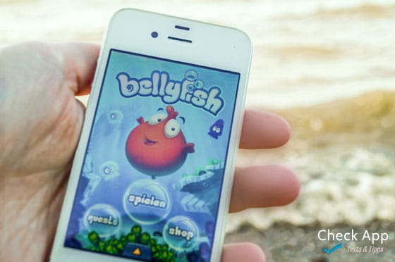 Bellyfish App