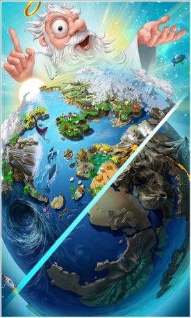 doodle god planet app