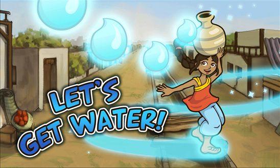 get water app
