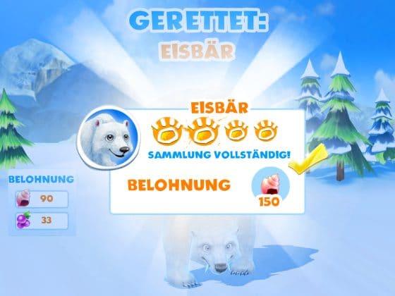 ice age adventures eisbaer