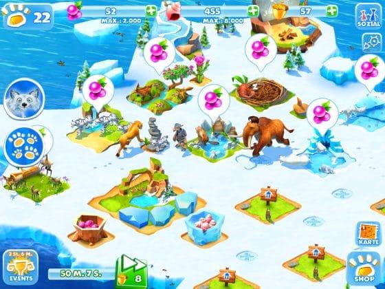 ice age adventures zuhause
