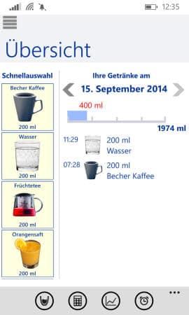 Aquaris_App_Tagebuch