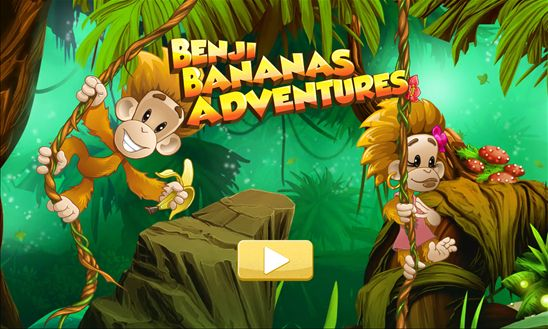 Benji Bananas Adventures Windows Phone