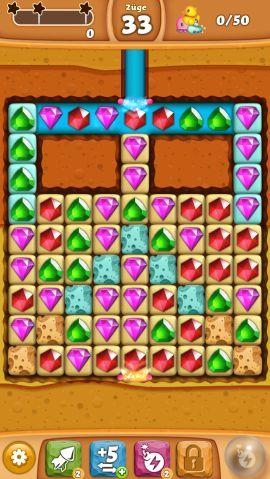 Diamond Digger Saga App Level 22