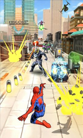 Spider-Man Unlimited App