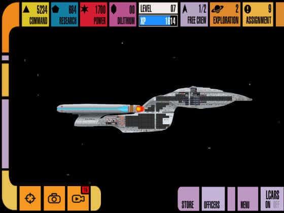 Star_Trek_Trexels_Enterprise