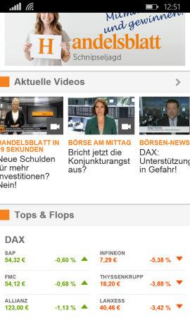 Handelsblatt_App_Uebersicht