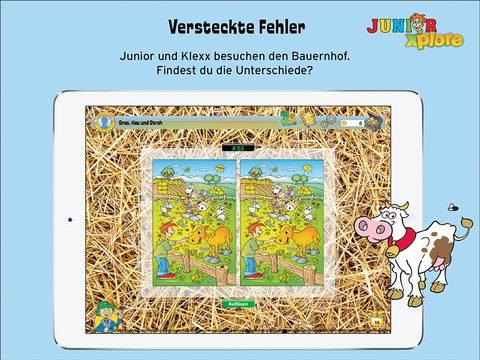 JUNIOR-Xplore Bauernhof