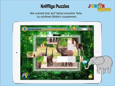 JUNIOR-Xplore Puzzles