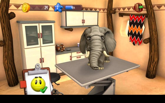 Tierklinik_3D_Afrika_Elefant