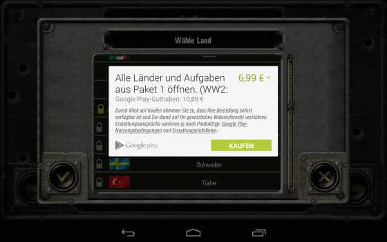 WW2_Sandbox_Android_Kauf