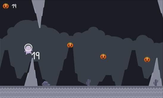 spooky planet