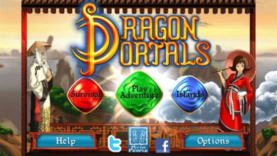 dragon portals app