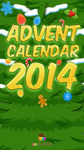 Adventskalender 2014 App