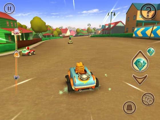 Garfield_Kart_Fast_Furry_Rennen
