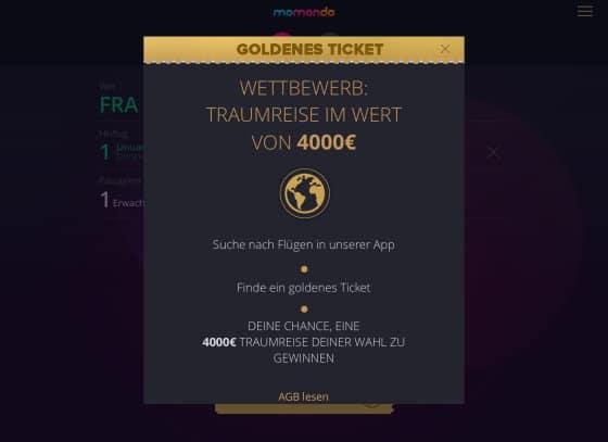 Momondo_Goldenes_Ticket_Gewinnspiel