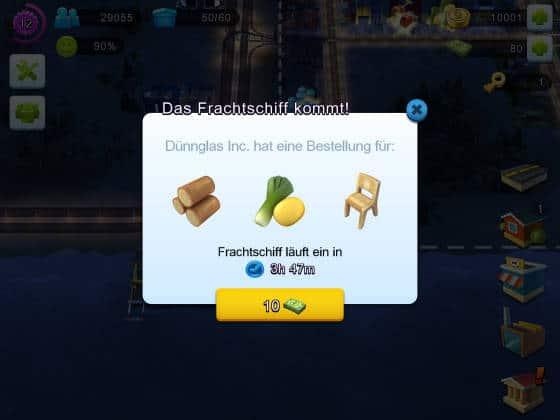 SimCity_Built_It_Schiff_Bestellung
