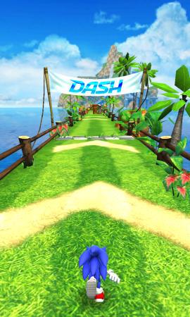 Sonic_Dash_Start