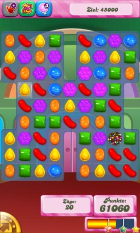 candy crush saga wp