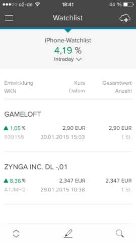 Consorsbank_App_Watchlist