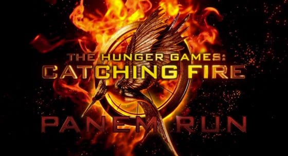 Hunger Games Panem Run App