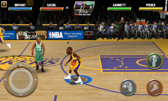 NBA_Jam_Gameplay