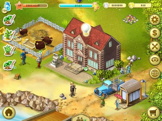 farm up schafe