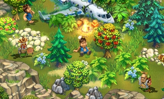 the tribez game insight