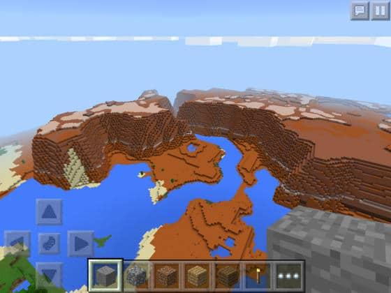 Minecraft pe welten