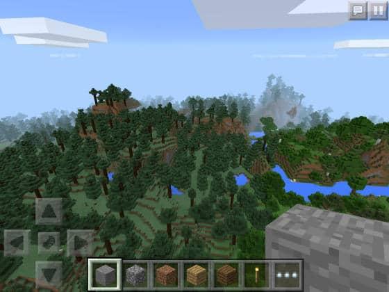 Minecraft_PE_Seed_infinity