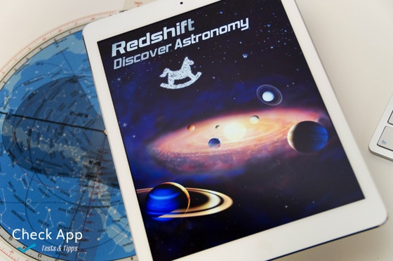 Redshift_Discover_Astronomy_App