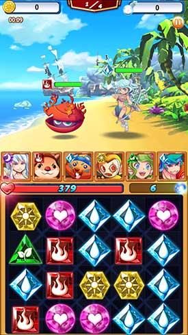 Battle_Odyssey_Kampfbildschirm