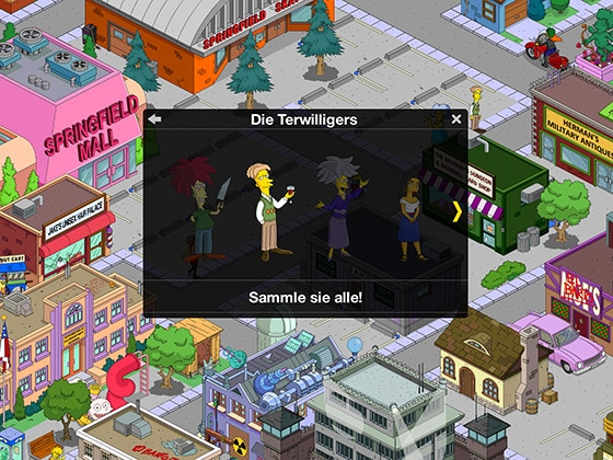 Die_Simpsons_Springfield_Terwilliger_Event_Familie_Terwilliger