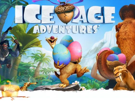 ice age adventures ostern