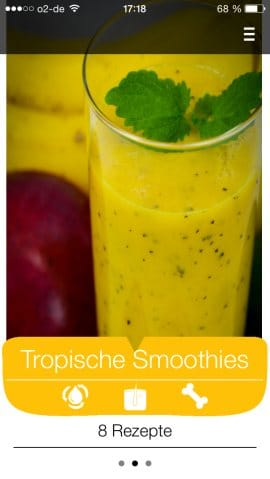 smoothie maker app