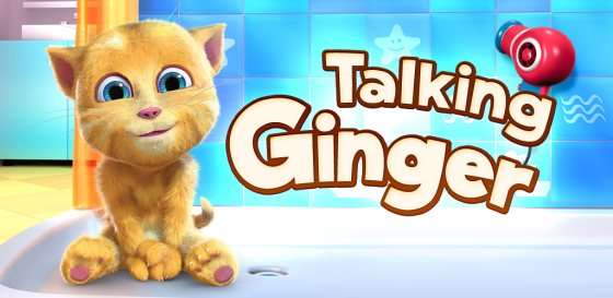 talking ginger game