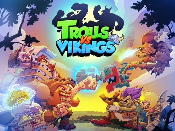 trolls vs vikings