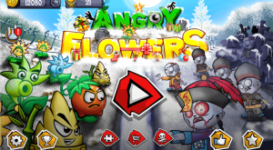 Angry Flowers