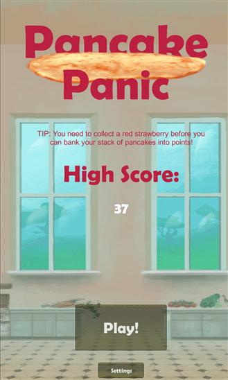 PancakePanic