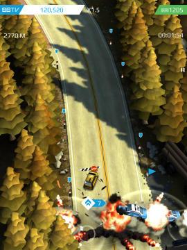 Smash_Bandits_Racing_Fahrt