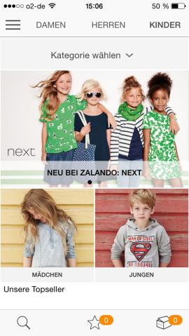 Zalando_App_Kinder