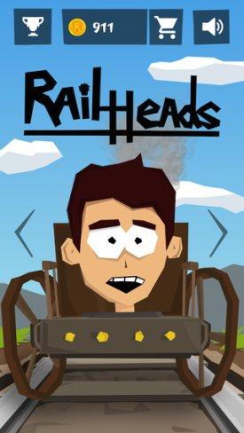 rail heads app