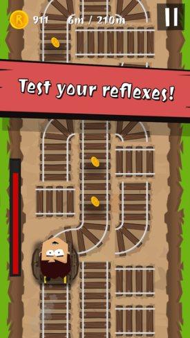 rail heads game