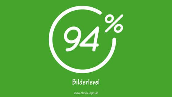 94 % Lösung aller Bilderlevel Android, iOS und Windows Phone