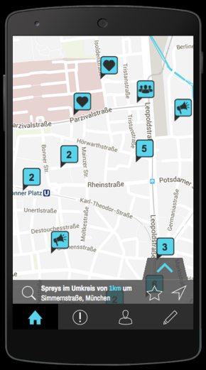 Spreya Screenshot 1