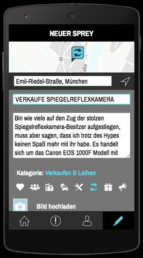 Spreya Screenshot 2