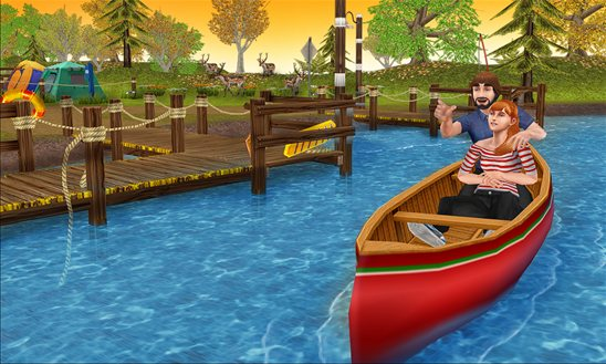 sims freeplay great outdoors