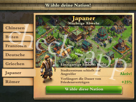 DomiNations_Nation_Japaner