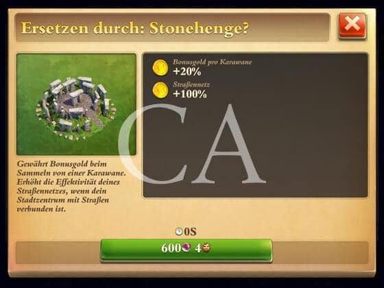 DomiNations_Weltwunder_Stonehenge