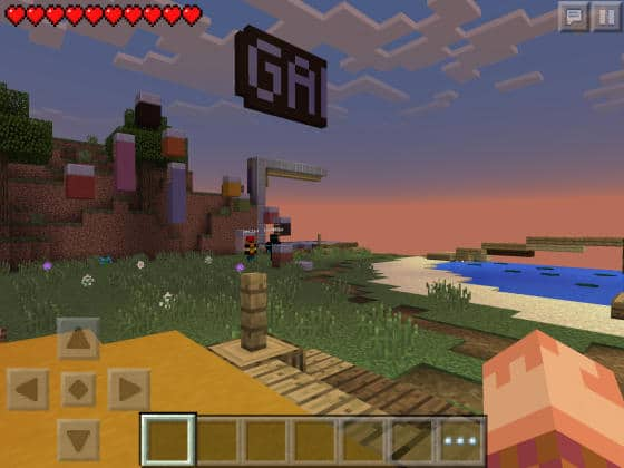 Minecraft PE Im Multiplayer Server Konfiguration Erfahrungen - Minecraft pocket edition online spielen deutsch